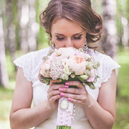 Букет невесты Эсмеральда