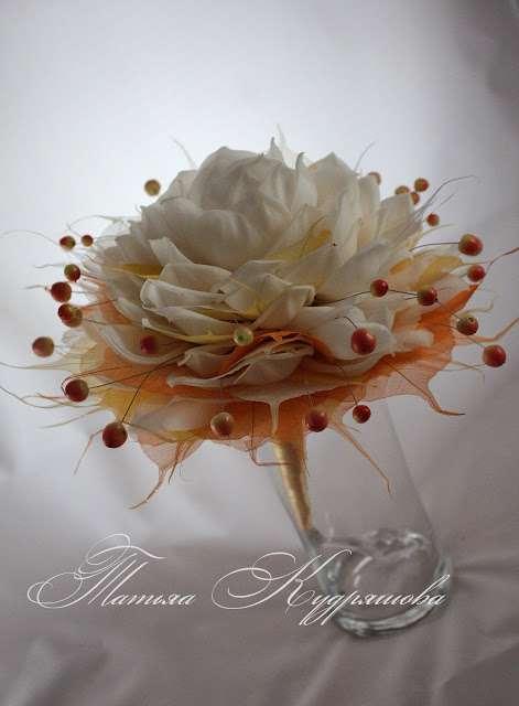 Букет невесты. Гламелия из орхидей - фото 580813 Цветочная мастерская Татьяны Кудряшовой