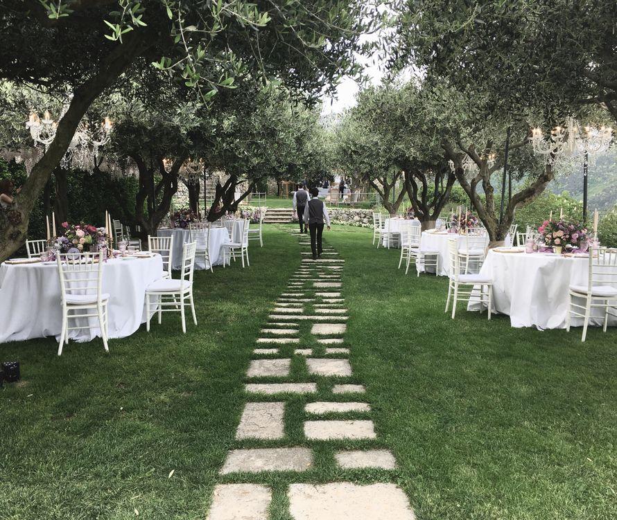 Свадьба на Амальфитанском побережье - фото 17450642 Свадебное агентство Toutenrouge