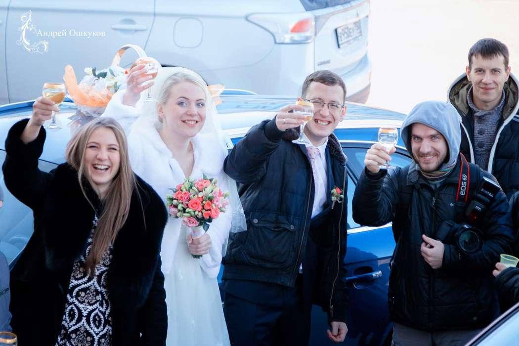 Фото 7158144 в коллекции Wedding Day - Фотограф Андрей Ошкуков