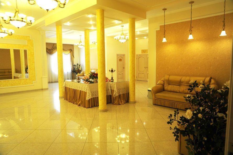 Фуршетный зал - фото 11913162 Спа-отель Лагуна