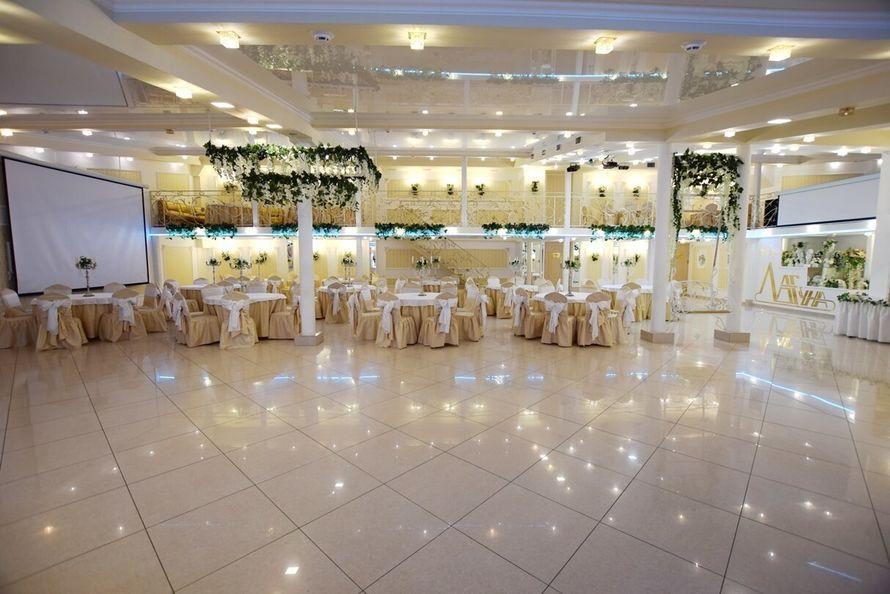 Зал светлый до 60 персон - фото 18512954 Спа-отель Лагуна