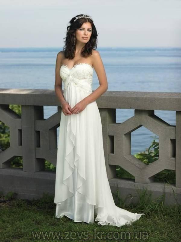 Платья свадебные в греческом стиле цены