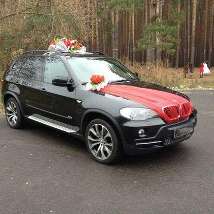 Аренда внедорожника BMW X5