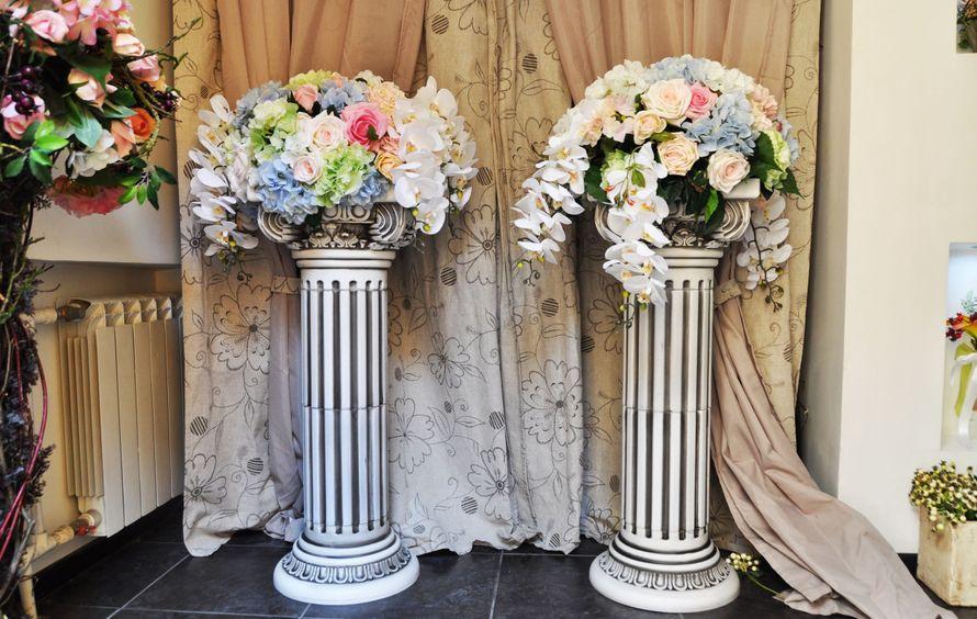 Фото 7240544 в коллекции Свадьбы - TerraFiori - флористика