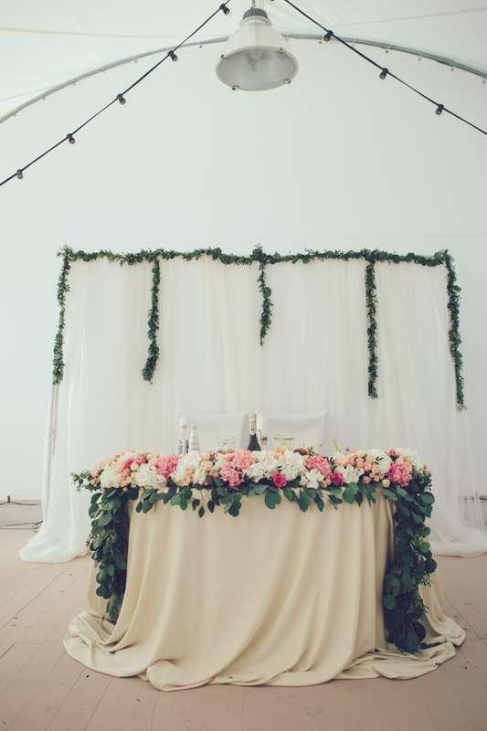 Фото 7259324 в коллекции Свадьба Вани и Иры. Цветочная феерия - Студия декора Конфетти