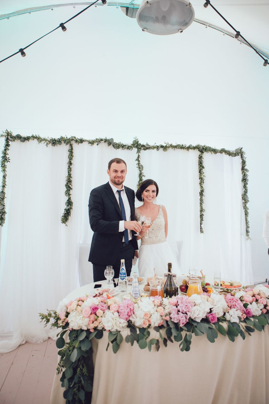 Фото 7259336 в коллекции Свадьба Вани и Иры. Цветочная феерия - Студия декора Конфетти