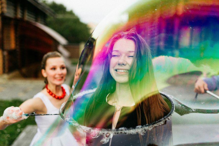 """Фото 9498544 в коллекции Портфолио - Шоу мыльных пузырей """"Yes show"""""""