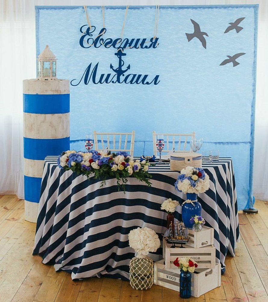 свадьба в морском стиле оформление фото утечку