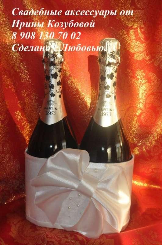 Фото 7378582 в коллекции Бутылки - Свадебные аксессуары от Ирины Козубовой