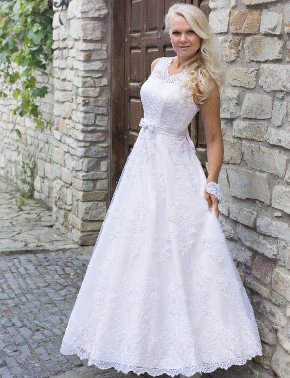 Свадебное платье  модель 01