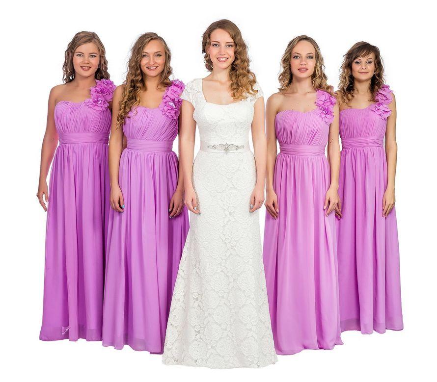 """Вечерние платья из коллекции """"Платья для подружек невесты"""" - фото 7416124 Салон проката платьев Garderob"""