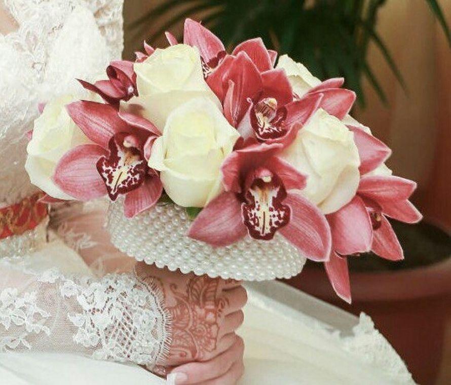 """Букет невесты - фото 7577260 Салон флористики и декора """"Розовый букет"""""""