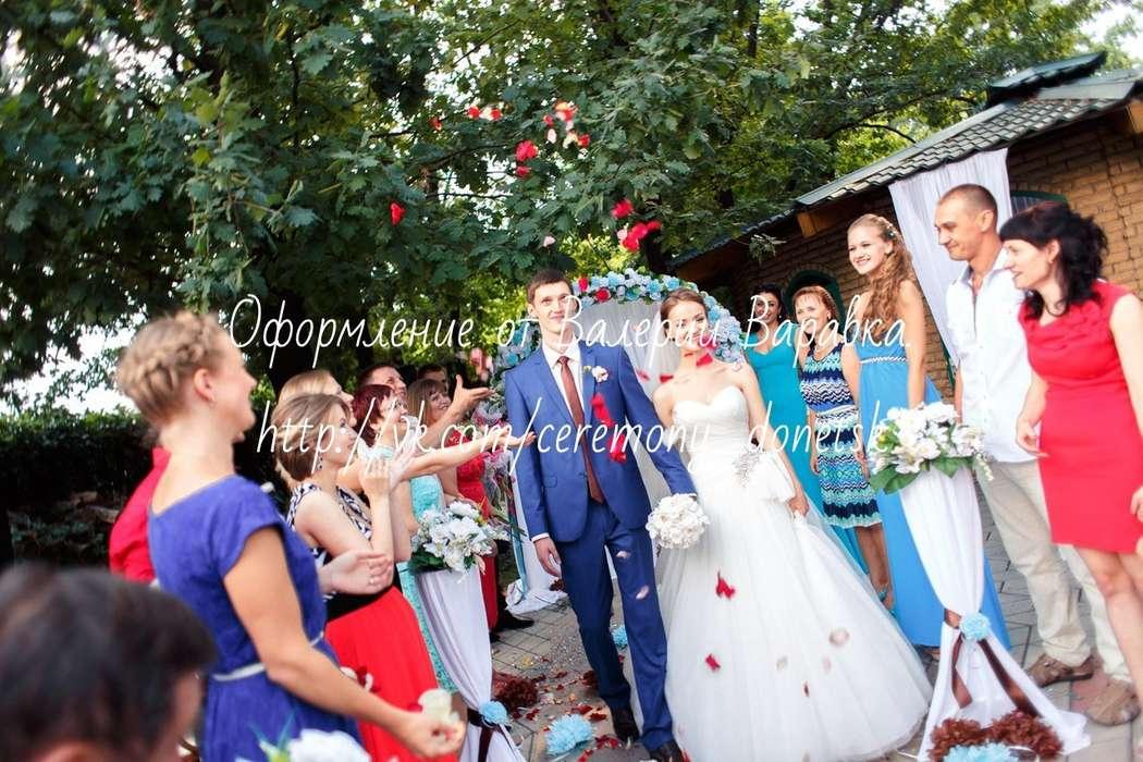 Фото 7448742 в коллекции Свадьба в цвете Тиффани - Varavka Event Team