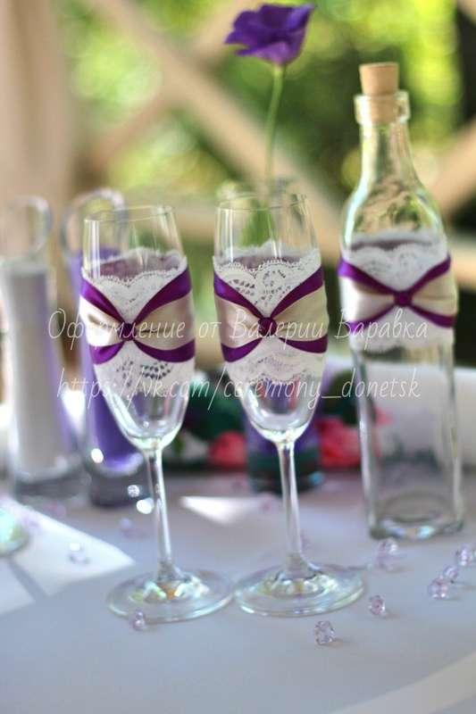 Фото 7448870 в коллекции Свадьба в фиолетовом и сиреневом цвете - Varavka Event Team