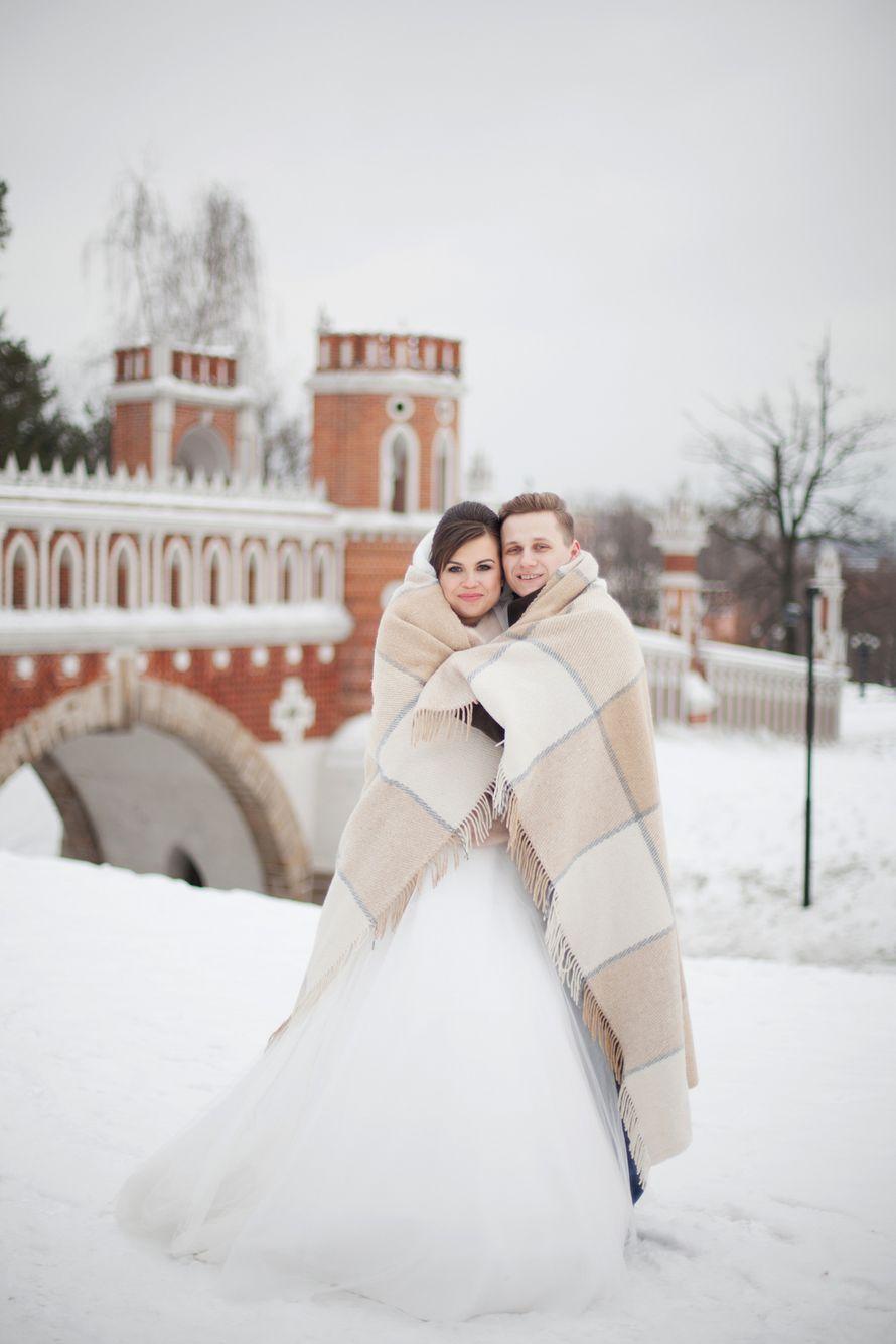 царицыно, зимняя свадьба, фотосессия зимой - фото 13863124 Фото и видеосъёмка Fevish studio