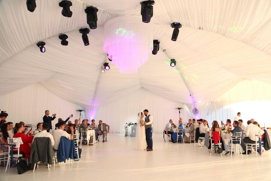 свадьба в шатре, первый танец - фото 15539628 Фото и видеосъёмка Fevish studio