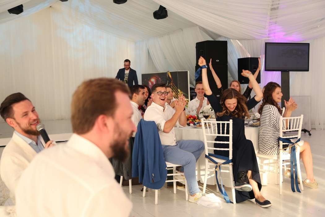 Фото 15539634 в коллекции Морская свадьба 21.07.2017 - Фото и видеосъёмка Fevish studio