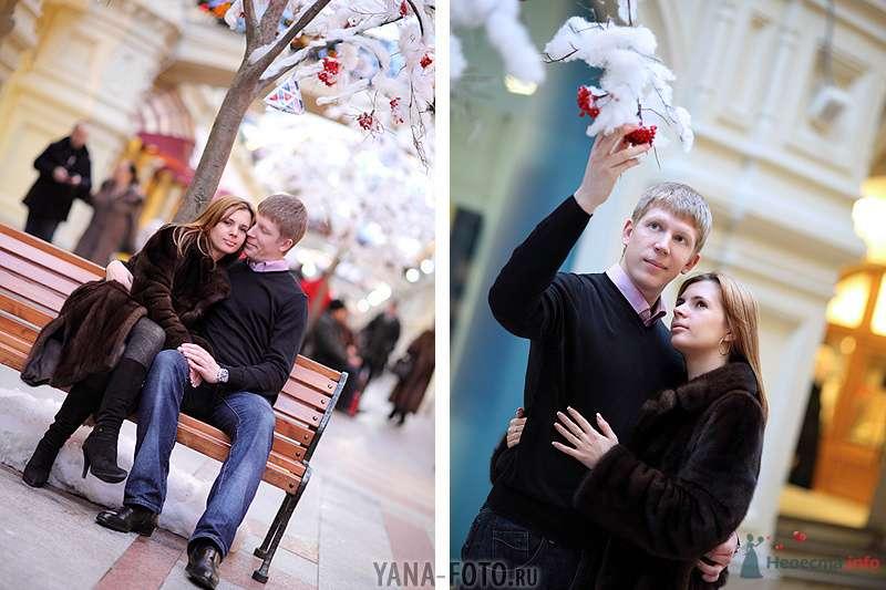 Love story Киры и Дмитрия - фото 71091 Фотограф Яна Роджерс