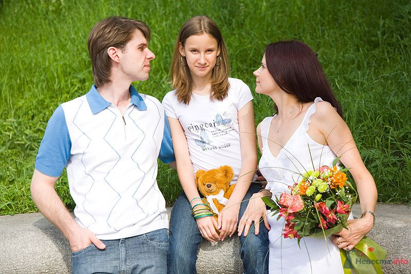 Моя семья) - фото 71181 Фотограф Яна Роджерс