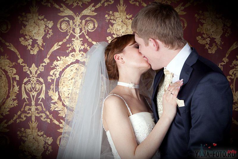 зимняя свадьба Киры и Дмитрия - фото 75788 Фотограф Яна Роджерс