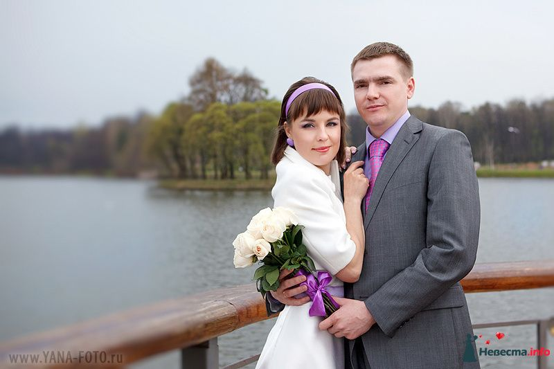 Фото 105556 в коллекции Свадьба Евгении и Бориса