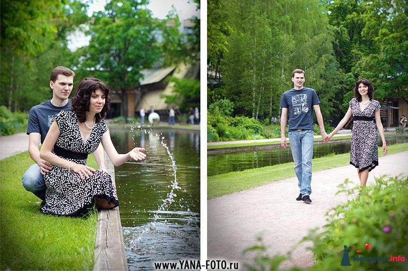 лав-стори на 10 годовщину свадьбы - фото 111124 Фотограф Яна Роджерс