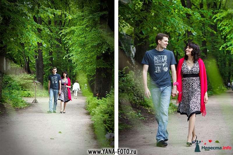 лав-стори на 10 годовщину свадьбы - фото 111144 Фотограф Яна Роджерс