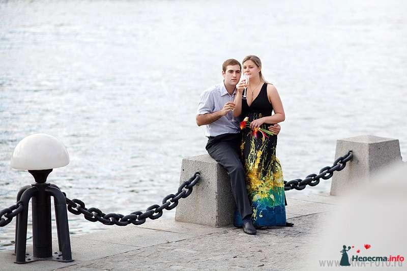 love-story в Нескучном Саду - фото 117286 Фотограф Яна Роджерс