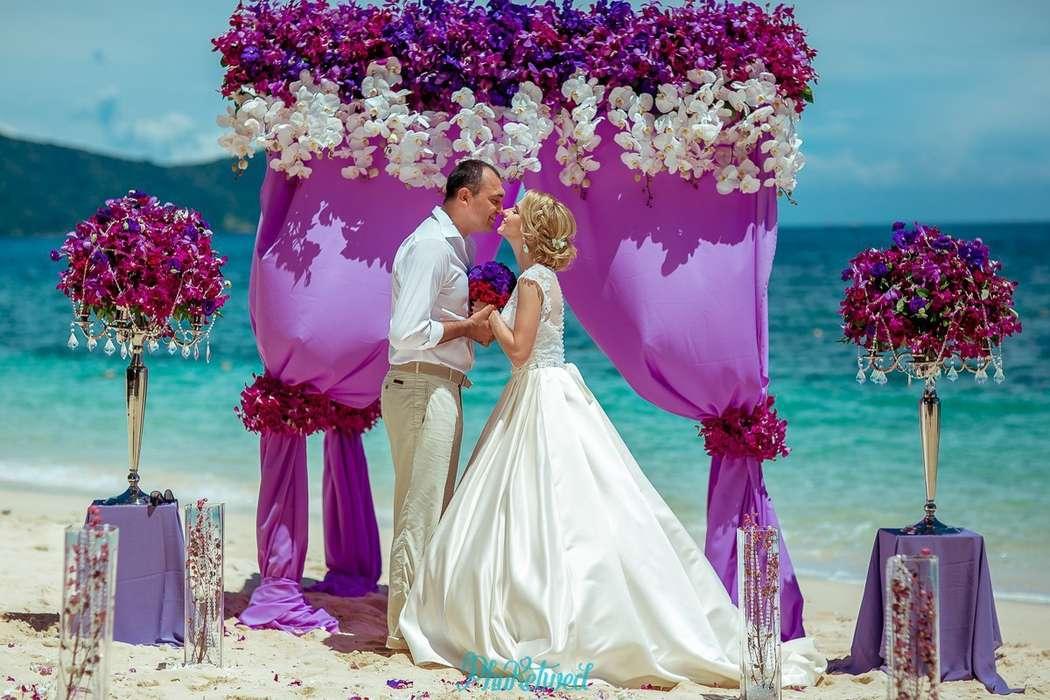 Фото 11632930 в коллекции Портфолио - Организация свадебных церемоний и фотосессий Phuketwed