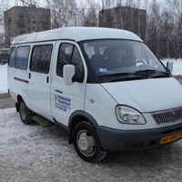 Микроавтобус Газель 13 мест, цвет белый 500 руб/час, межгород 14руб/км Подробности по тел 268-10-05