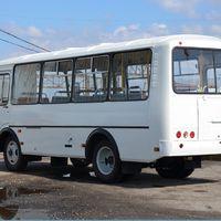 Перевозка пассажиров автобусом ПАЗ