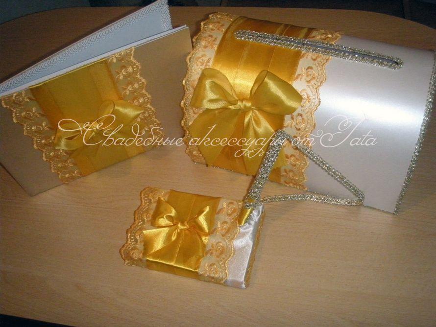 Фото 641739 в коллекции Свадебные комплекты - Свадебные аксессуары от Tata