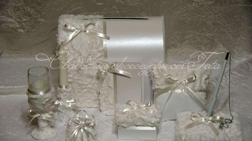 Фото 641761 в коллекции Свадебные комплекты - Свадебные аксессуары от Tata