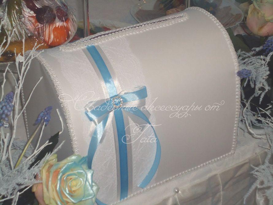 Фото 641863 в коллекции Сундучки для сбора денег - Свадебные аксессуары от Tata