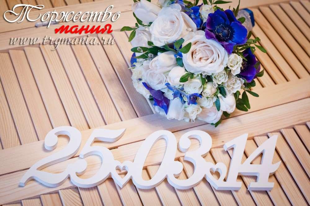 """Фото 2119532 в коллекции Свадебный букет невесты - Студия декора и флористики """"Торжествомания"""""""