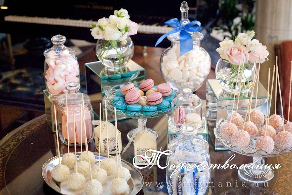 """candy bar на свадьбе - фото 2786341 Студия декора и флористики """"Торжествомания"""""""