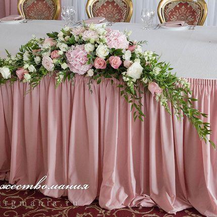 """Оформление зала - пакет """"Lux wedding"""""""