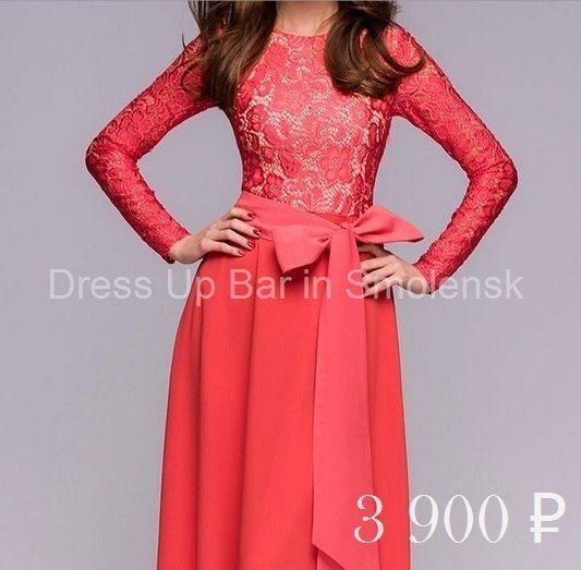 Фото 7675118 в коллекции Коктельные и вечерние платья - Dress Up Bar - свадебные и вечерние платья