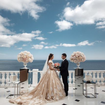 Организация выездной церемонии - пакет Свадьба  для двоих