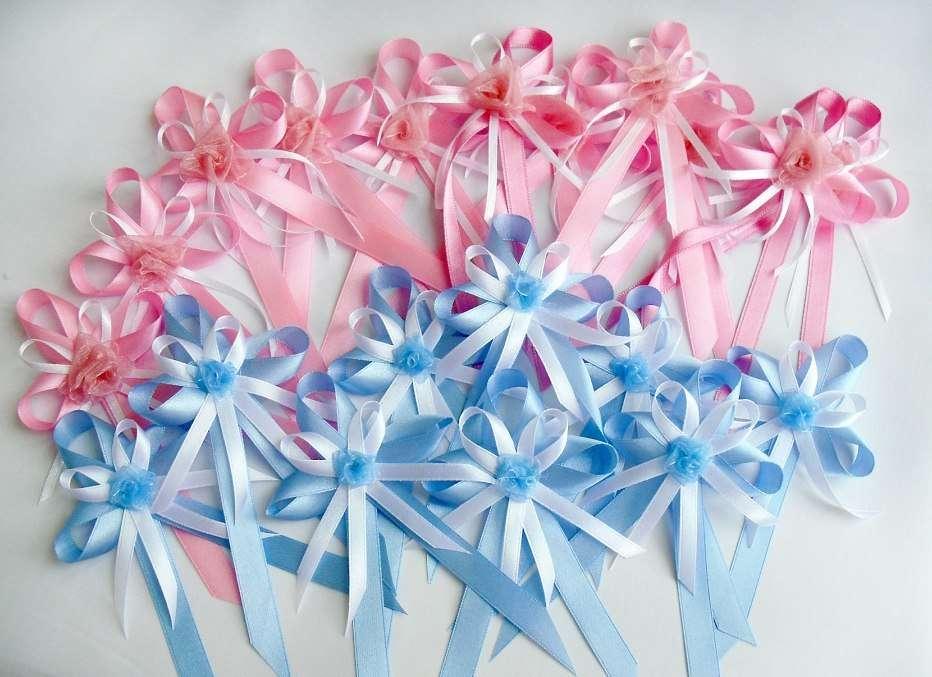 Цветочки на свадьбу для гостей своими руками 55