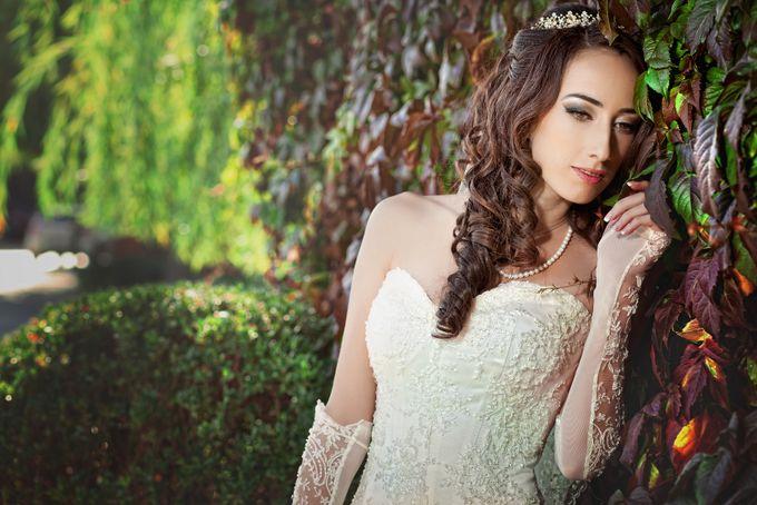 Макияж для свадьбы в ростове