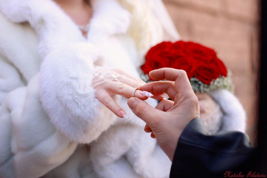 Фото 7841072 в коллекции Свадебная съемка - Фотограф  Наталия Филатова