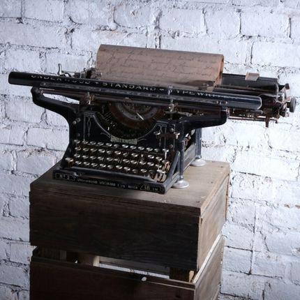 Аренда печатной машинки 1905 г.