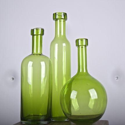Аренда зеленых бутылей