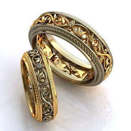 Русские парные кольца