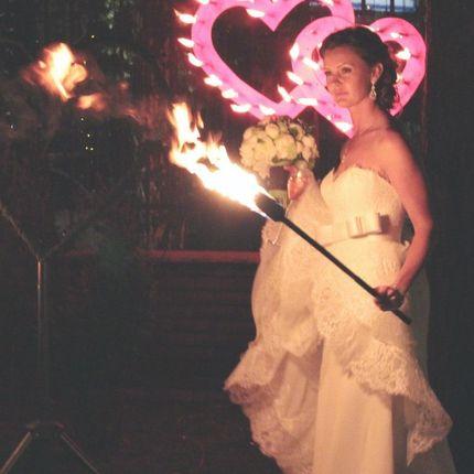 Огненное шоу экстрим балет Fireangels