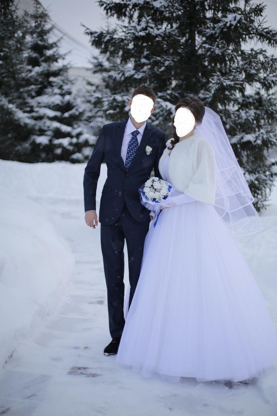 Фото 7905572 в коллекции Свадьба Анастасии и Максима - шикарное платье