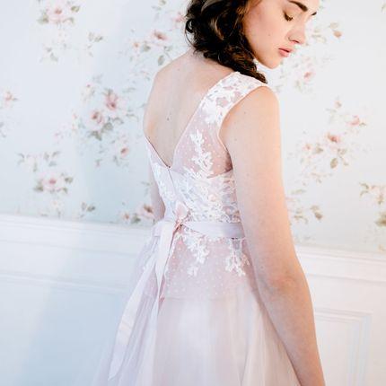 """Свадебное платье """"Розовые мечты"""""""