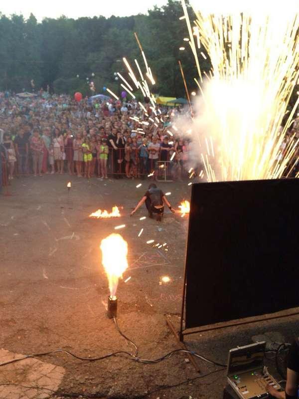 """Фото 7973866 в коллекции Огненно-пиротехническое шоу - Огненное и пиротехническое шоу """"Incendio"""""""